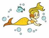 Sirena magica