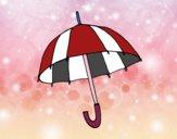 Un ombrello