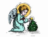 Angioletto di Natale
