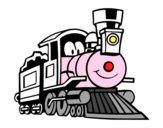 Treno divertimento