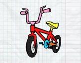 Bicicletta infantile