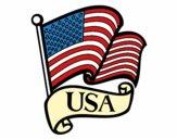 Bandiera degli Stati Uniti