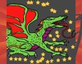 Drago rettile