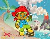 Un ragazzo pirata