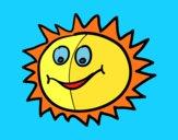 Sole felice