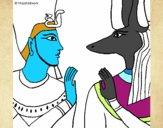 Ramses e Anubis