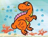 Bebè Spinosauru