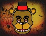 Faccia di Freddy di Five Nights at Freddy's