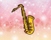 Il sassofono tenore