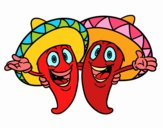Peperoni messicani