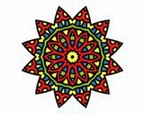 Mandala stella