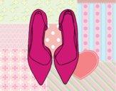 Scarpe di signora