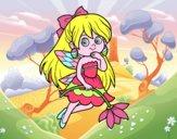 Fata fiore