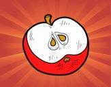 Mezza mela buona