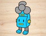 Robot ventilatore